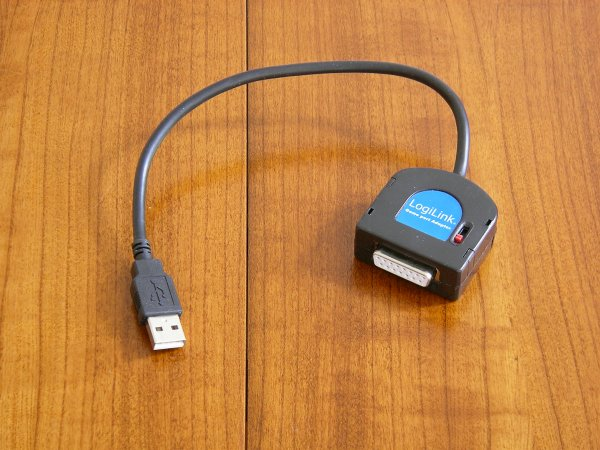Gameport to USB adaptor